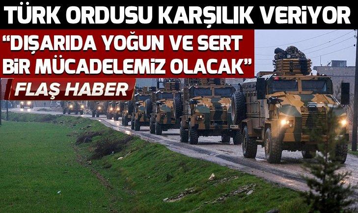 Abdullah Ağar: Demir yumruk olmalıyız! Dışarıda yoğun ve sert bir mücadelemiz olacak