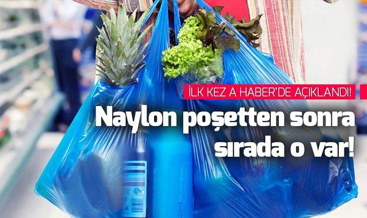 NAYLON POŞETLERDEN SONRA SIRA PET ŞİŞELERDE