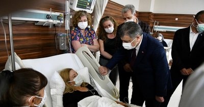 Sağlık Bakanı Fahrettin Koca'dan İzmir depremiyle ilgili açıklama: 667 kişi taburcu oldu
