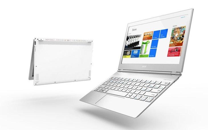 c0c0c3fdbdad6 Reklam kampanyalarında Megan Fox ve Kiefer Sutherlandgibi ünlü isimlerin  baş rol aldığı Acer'ın yeni Ultrabook modelleri Aspire S5 ve S7 Ultrabook,  ...