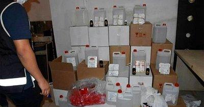 Son dakika: Bakanlık sahte içki bilançosunu açıkladı! 142 adet yasa dışı alkollü içki imalathanesi deşifre edildi