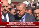 Başkan Erdoğan'dan ABD ve Avrupa'ya sert tepki: Siz önce haddinizi bilin!   Video