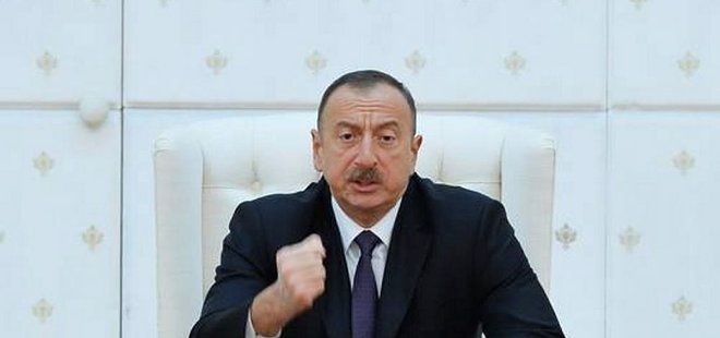 AZERBAYCAN ORDUSU, 15 BİN ASKERLE...