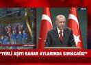 Son dakika: Başkan Erdoğan canlı yayında koronavirüs aşısıyla ilgili tarih verdi