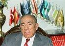 Başkan Erdoğan Türkeşi vefatının 24. yılında andı