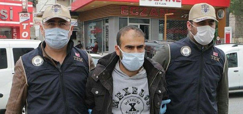 Dağdan inip HDP ilçe başkanı oldu! İnkar etti ama...