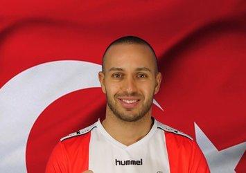 Kerim Frei Hollanda ekibi Emmen'e transfer oldu