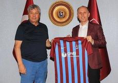 Lucescu Trabzon'da