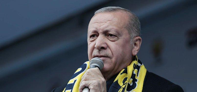 ERDOĞAN'DAN İSTİKLAL MARŞI'NI OKUMAYAN ERDEM GÜL'E SERT TEPKİ