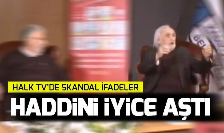 Müjdat Gezen yine haddini aştı! Halk TV'de skandal ifadeler