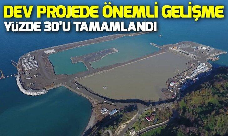 RİZE-ARTVİN HAVALİMANI'NDA ÖNEMLİ GELİŞME!
