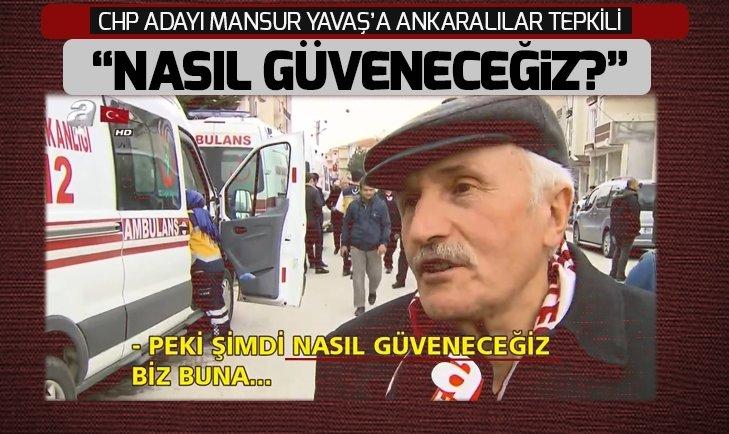 Ankaralılar Mansur Yavaşa tepkili: Nasıl güveneceğiz?