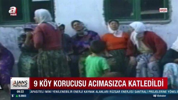 PKK katliamı: Yağızoymak