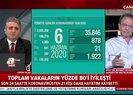 Prof. Dr. Mehmet Ceyhandan canlı yayında ağustos uyarısı! Türkiyede salgın ne zaman bitecek?  Video