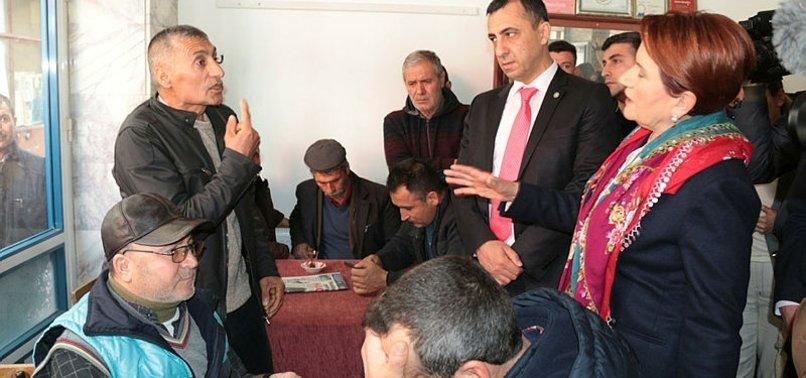 VATANDAŞLARDAN AKŞENER'E HDP TEPKİSİ!