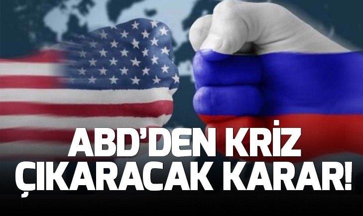 Rusya'nın ABD'de bulunan yüz milyonlarca dolarlık mal varlığı bloke edildi