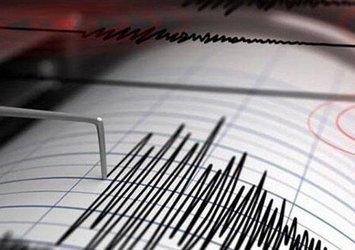 Son dakika: Bingöl'de 4.1 büyüklüğünde deprem! Son depremler