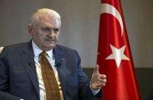 Başbakan Yıldırım DPA'ya konuştu
