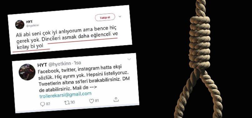 CHP'Lİ TROLLER SOSYAL MEDYADA TERÖR ESTİRİYOR!