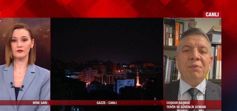 Terör ve Güvenlik Uzmanı Coşkun Başbuğ'dan İsrail'in Gazze işgaliyle ilgili çarpıcı değerlendirme
