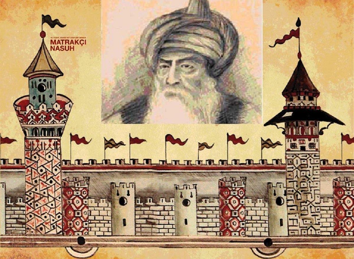 Matrakçı Nasuh el Silâhî: ile ilgili görsel sonucu