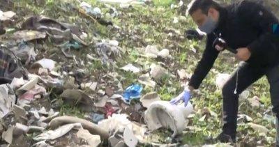 Bursa'daki Nilüfer Çayı kirliliğe teslim oldu! Utanç verici görüntüler