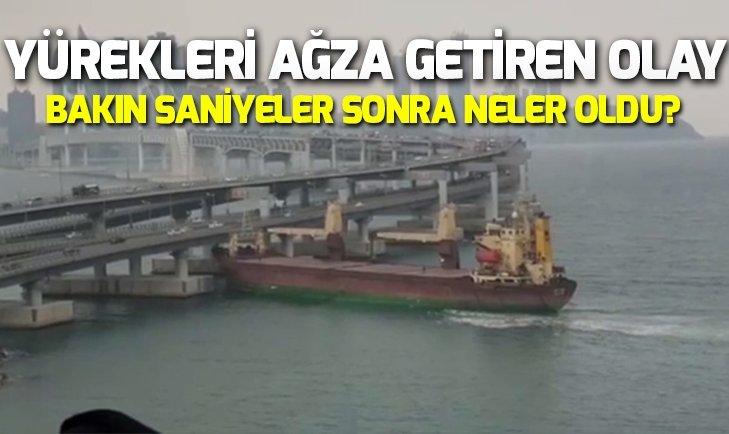 YÜREKLERİ AĞZA GETİREN ANLAR!