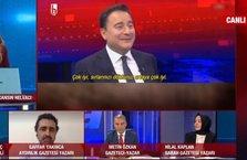 Ali Babacan'dan ihanet itirafı