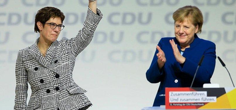 CDU'NUN BAŞINA TÜRK DÜŞMANI GELDİ