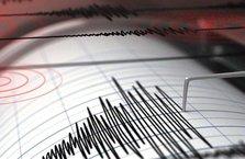 6.1'lik depremle sallandılar