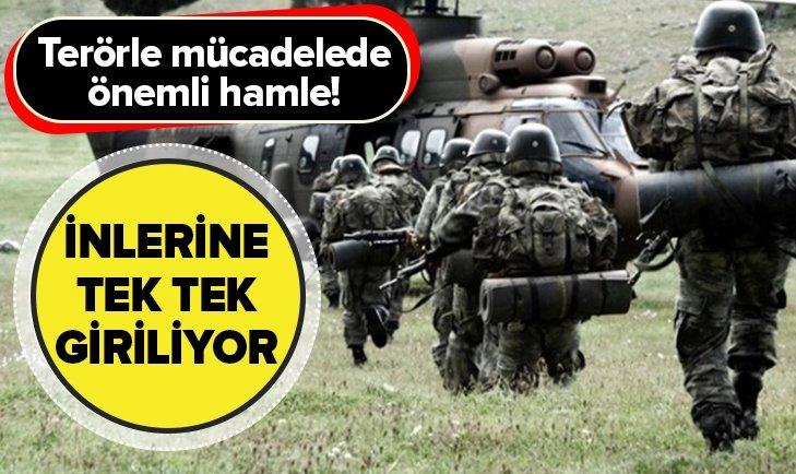 TÜRKİYE'DEN PYD/PKK'YA DARBE ÜSTÜNE DARBE