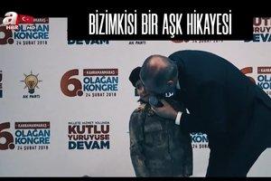 Milyonlar bu klibi konuşuyor | Başkan Erdoğan - Bir aşk hikayesi