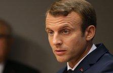 Emmanuel Macron'a 'sandalye' şoku!