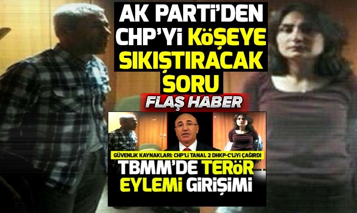 Mehmet Muş: CHP, DHKP-C'nin ismini vererek saldırıyı kınayabilecek mi?