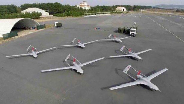 Katar Ordusu Bayraktar TB2 SİHA'larını operasyonel olarak kullanıyor!  İşte operasyon görüntüleri...
