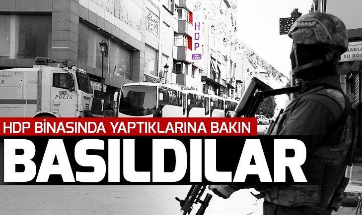 HDP binasında paralel mahkeme kurup PKKya para aktardılar