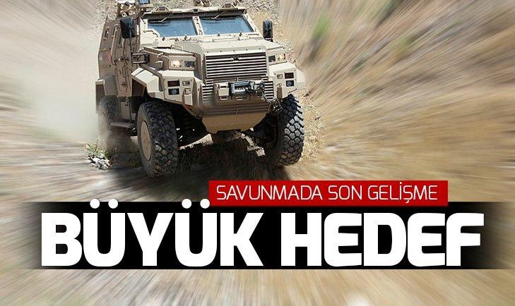 Türk zırhlılarından büyük hedef