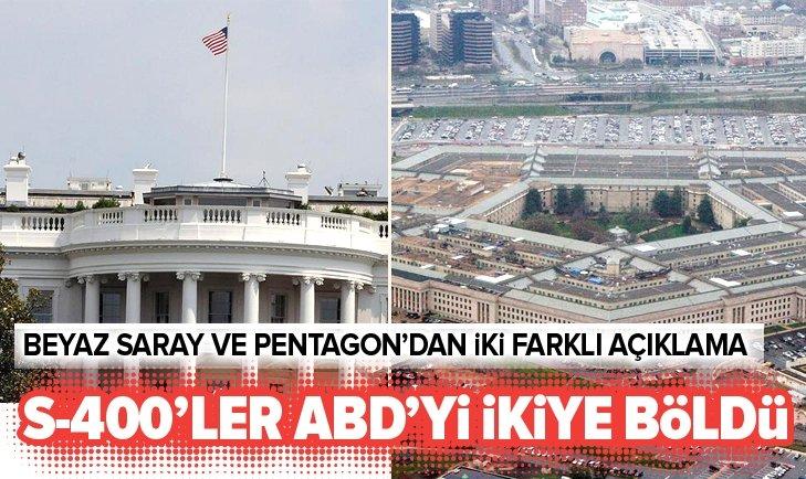 Beyaz Saray'dan S-400 açıklaması: Türkiye ile stratejik ilişkilere çok değer veriyoruz