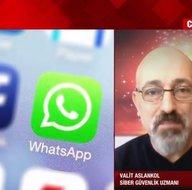 Sorularla WhatsAppın yeni sözleşmesi! Hesabı silince ne olur? Gölge profil nedir? Canlı yayında anlattı