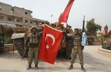Afrin'de gurur günü
