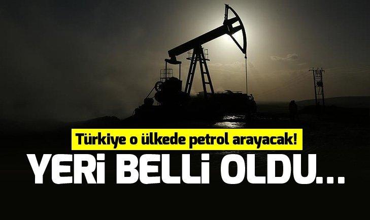 Türkiye Sudan'da petrol arayacak! Bölge belli oldu...