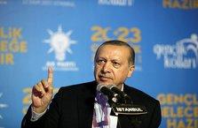 Cumhurbaşkanı Erdoğan'dan önemli hatırlatma