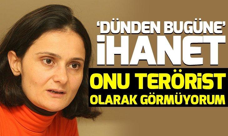 CHP'li Canan Kaftancıoğlu: Sakine Cansız'ı terörist olarak görmüyorum!
