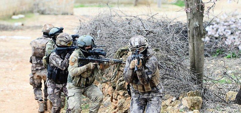 PKK İNLERİNE BAHAR OPERASYONU