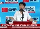 FETÖcüleri neden ihraç etmedin? diye sordu konuşması kesildi! CHP kurultayında Kılıçdaroğluna soğuk duş