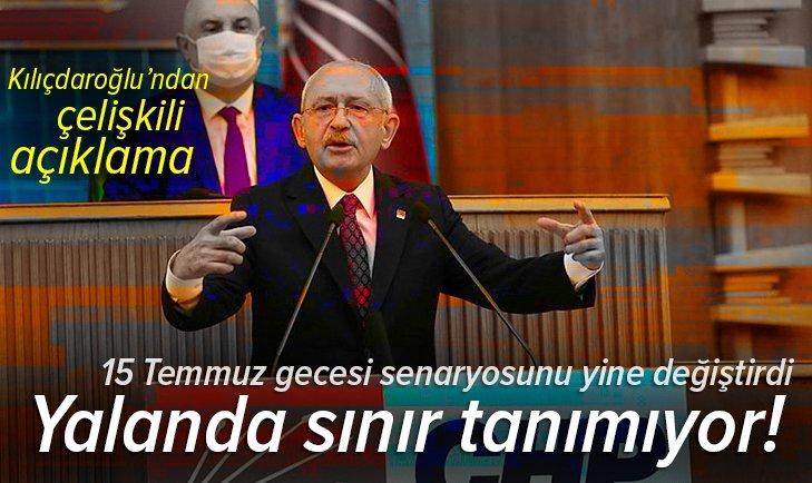 CHP Genel Başkanı Kılıçdaroğlu'ndan itiraf gibi açıklama!