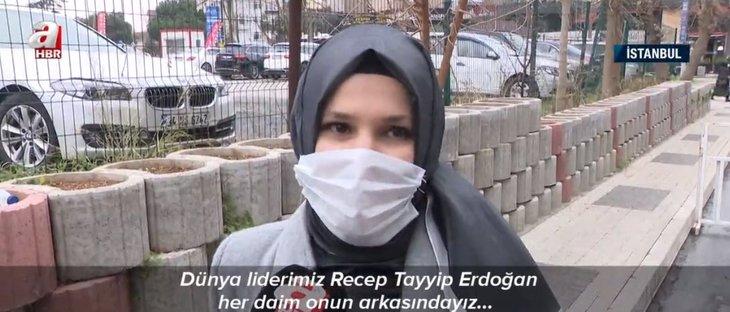 Millet Başkan Recep Tayyip Erdoğan'ın doğum gününü kutladı! İşte o mesajlar
