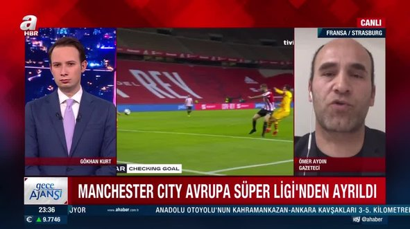 Manchester City'den flaş Avrupa Süper Ligi kararı!