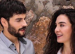 Hercai dizisinin yıldızı Miran Aslanbey'i Akın Akınözü sevgilisiyle şaşırttı!