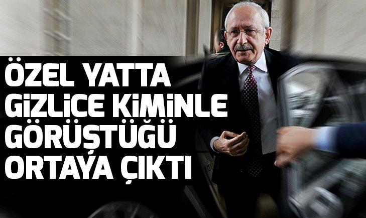CHP Genel Başkanı Kemal Kılıçdaroğlu'ndan Abdullah Gül ile sır görüşme